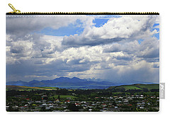 Big Sky Over Oamaru Town Carry-all Pouch