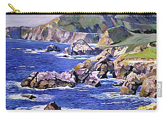Big Sur California Coast Carry-all Pouch