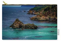 Big Sur Coastline Carry-all Pouch