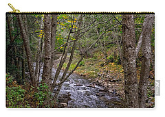 Big Sur River Near The Grange Hall Carry-all Pouch
