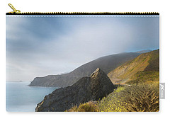 Big Sur View, California Carry-all Pouch