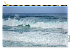 Big Waves Carry-all Pouch
