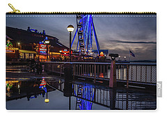 Big Wheel Reflection Carry-all Pouch