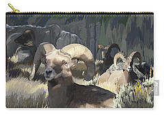 Bighorn Boys Carry-all Pouch