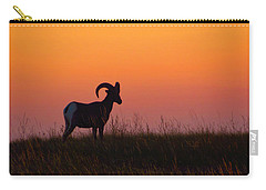 Bighorn Sunset Carry-all Pouch