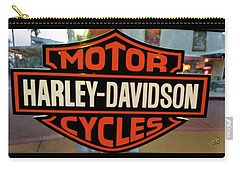 Bike Week In Florida Carry-all Pouch