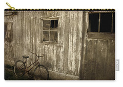 Bike With Barn Carry-all Pouch