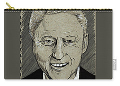 Bill Clinton Carry-all Pouch