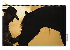 Bill Jackson And Mortana Jaguar Carry-all Pouch