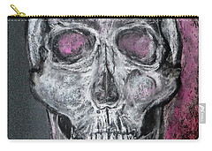 Billie's Skull Carry-all Pouch