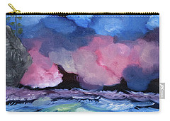 Billowy Clouds Afloat Carry-all Pouch