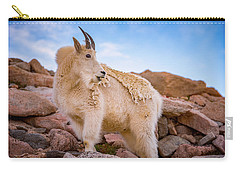 Billy Goat's Scruff Carry-all Pouch by Darren White