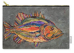 Billy The Bass Carry-all Pouch