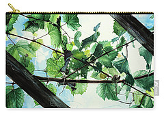 Biltmore Grapevines Overhead Carry-all Pouch