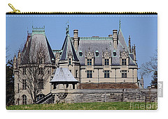 Biltmore House - Side View Carry-all Pouch