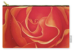 Biltmore Rose Carry-all Pouch by Dee Dee  Whittle