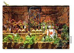 Biltmore Wine Carry-all Pouch by Savannah Gibbs