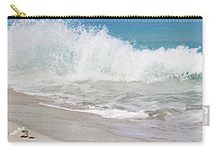 Bimini Wave Sequence 1 Carry-all Pouch