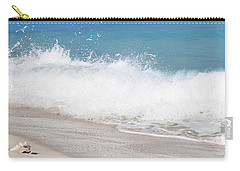 Bimini Wave Sequence 4 Carry-all Pouch