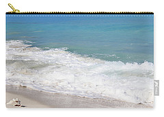 Bimini Wave Sequence 6 Carry-all Pouch
