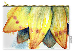 Bindu Moth Carry-all Pouch by Ashley Kujan