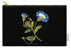 Bindweed Carry-all Pouch