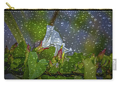 Bindweed Droplets 1 #g1 Carry-all Pouch by Leif Sohlman