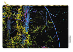 Birch And Vines Carry-all Pouch