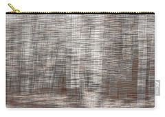 Carry-all Pouch featuring the photograph Birch At The Forest Edge by Thomas Young