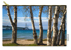 Birch At The Mac Carry-all Pouch