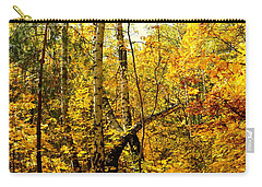 Birch Autumn Carry-all Pouch