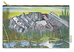 Birch Mountains Carry-all Pouch