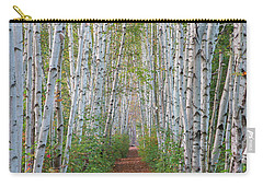 Birch Path Carry-all Pouch