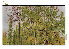 Birch Tree #1 Carry-all Pouch