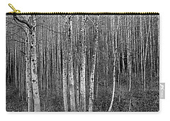 Birch Tress Carry-all Pouch