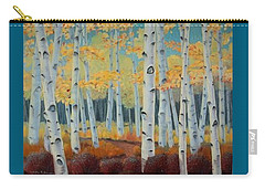 Birchwood Forest Carry-all Pouch
