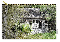 Bird Blind At Frontera Audubon Carry-all Pouch