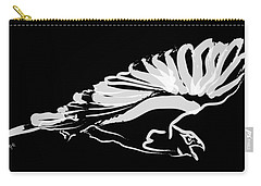 Bird Buzzard  Carry-all Pouch