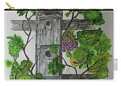 Bird Condo Carry-all Pouch