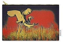 Bird Dreams Carry-all Pouch