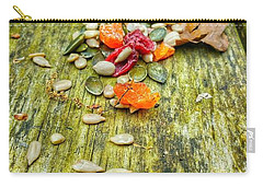 Bird Food Carry-all Pouch by Isabella F Abbie Shores FRSA