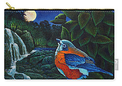 Bird In Paradise Viii Carry-all Pouch