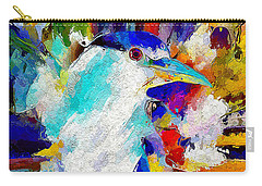 Bird In Paridise Carry-all Pouch by Adam Olsen
