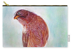 Bird Carry-all Pouch by Jasna Dragun