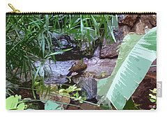 Bird Lagoon Carry-all Pouch