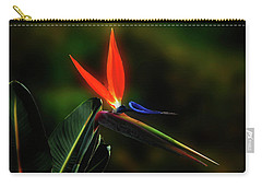 Bird Of Pardise Carry-all Pouch