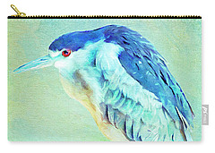 Bird On A Chair Carry-all Pouch