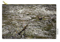 Bird On A River Carry-all Pouch