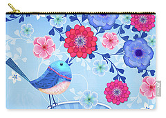 Bird Song Carry-all Pouch