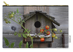 Birdhouse Carry-all Pouch